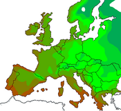 EU Hardiness 4 to 10