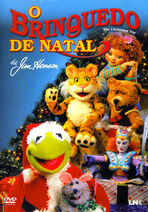 The xmas toy portuguese dvd