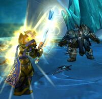 Ashbringer vs Frostmourne