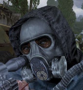 S1510 Killer Gasmask