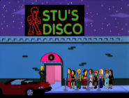 Stu&#39;s disco
