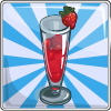 Strawberry &amp; Cranberry Juice (Co-op)-icon