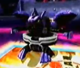 Darkus Omega Leonidas Open PNGBakugan Omega Leonidas Ball Form