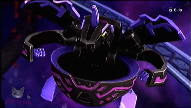 No higher resolution available Bakugan Omega Leonidas Ball Form