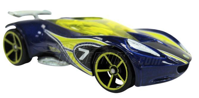 Hot Wheels 2011 2011LotusConceptTrackStars