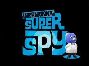 International Super Spy