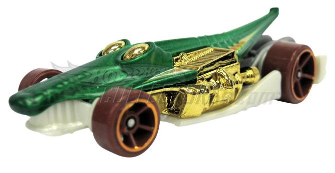 Hot Wheels 2011 2011CrocRod