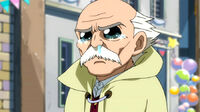 Makarov moved by Laxus&#39; words