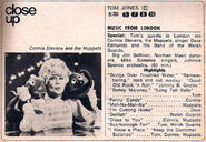 TV GUIDE THIS IS TOM JONES