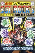 Sgt. Rock's Prize Battle Tales Replica Edition Vol 1 1