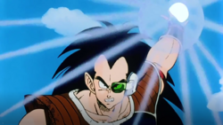Raditz Keep Your Eye On The Birdie!