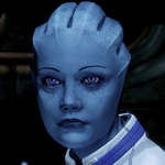 Liara ME2 Character Shot