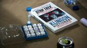 Big Bang Theory Klingon Boggle