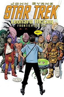 Leonard McCoy Frontier Doctor omnibus