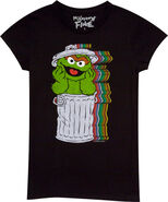 Sesame-Street-Oscar-The-Grouch-Neon-Trim-Rainbow-Shirt