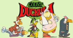 Count Duckula Main Cast