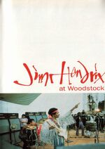 Jimi Hendrix - at Woodstock VHS
