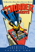 T.H.U.N.D.E.R. AGENTS Archives Vol 2
