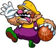 MSB Artwork Wario