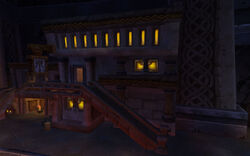 Ironforge Visitor&#39;s Center