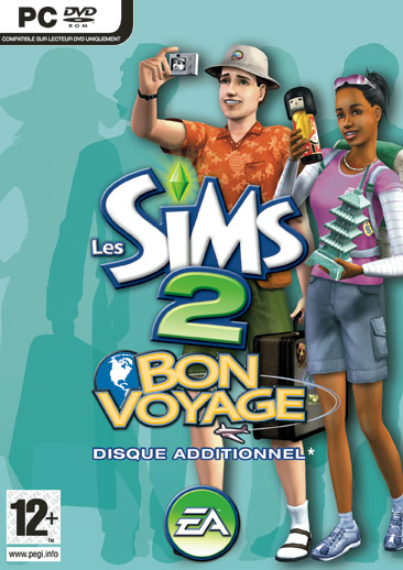 The Sims 2 Bon Voyage Nude Patch 7