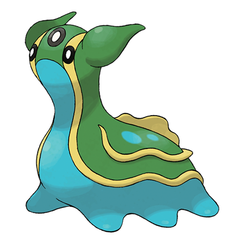 423BGastrodon