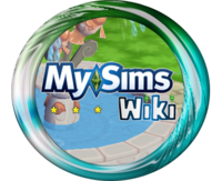MySims Wiki Button