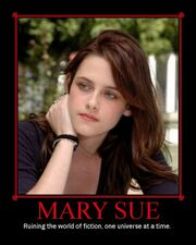 Mary Sue Demotivator by Anti Edward Club-1-