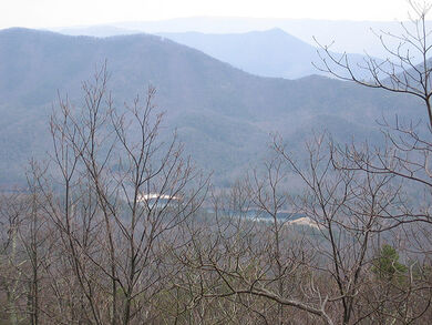 From Beard's Mountain