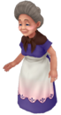 Kairi's Grandmother Render
