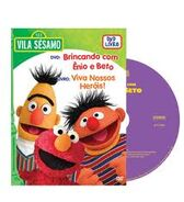 Thebestofernieandbertbrazildvd