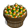 Candy Corn Bushel-icon