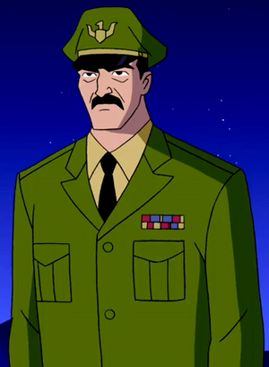 Colonel Rozum