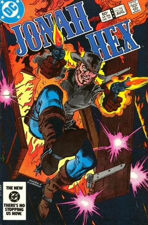 Cover for Jonah Hex #75