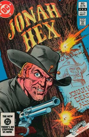Cover for Jonah Hex #76