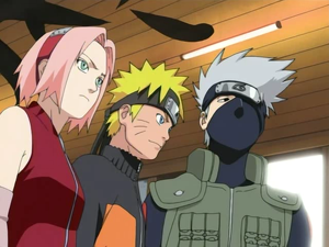 El equipo Kakashi Desplegado!