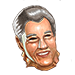Item billclintonmask 01