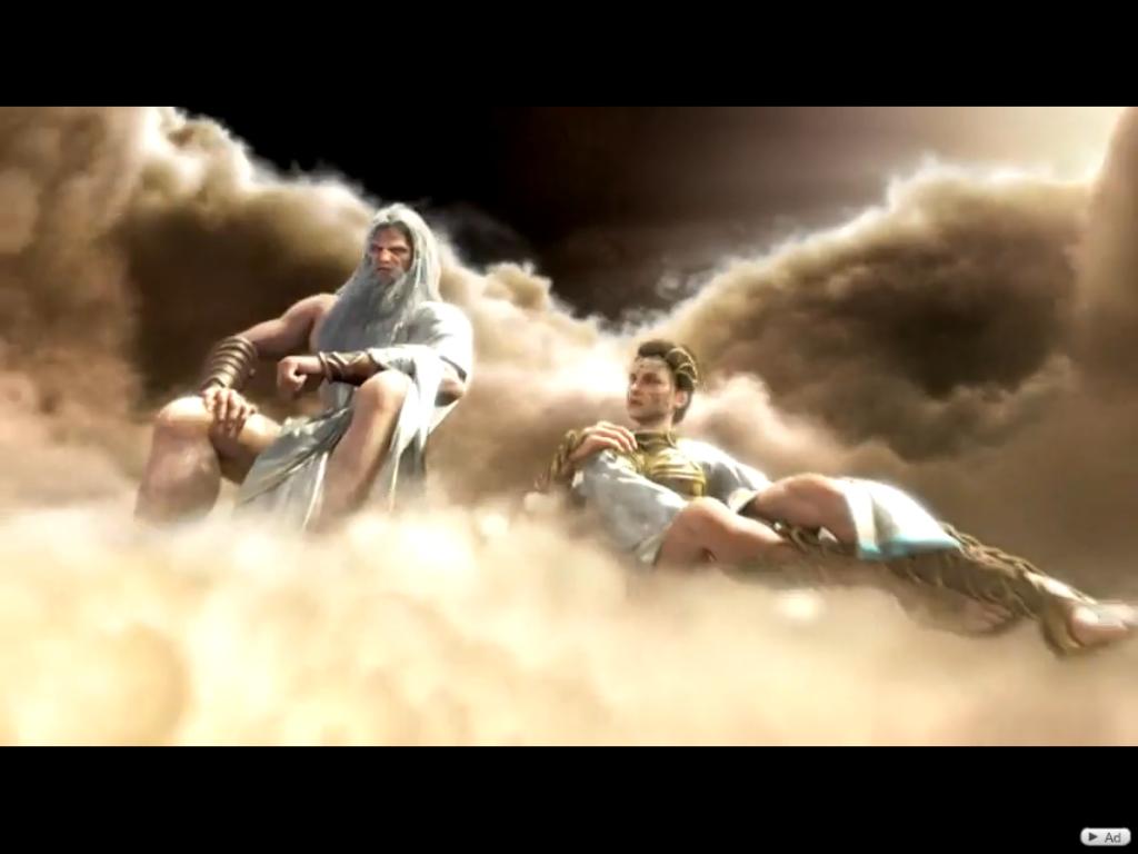 Zeus God Of War Game - #traffic-club