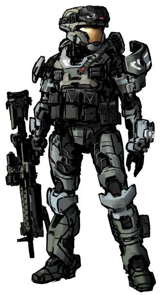 Powered Assault Armor Mark Seven - Halo Fanon - The Halo Fan Fiction