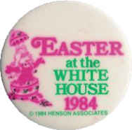 WhiteHouse-EasterEggRoll-1984-Pin