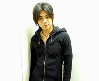 Its Daisuke Namikawa!
