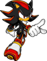 Sonic Art Assets DVD - Shadow The Hedgehog - 5.png