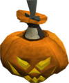 Pumpkin penguin