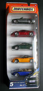 2010 Modern Rides 5-pack