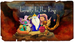 Titlecard S2E3 loyaltytotheking