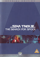 Star Trek III The Search for Spock (Special Edition) DVD-Region 2
