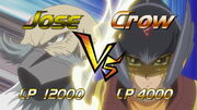 5Dx133 Jose VS Crow