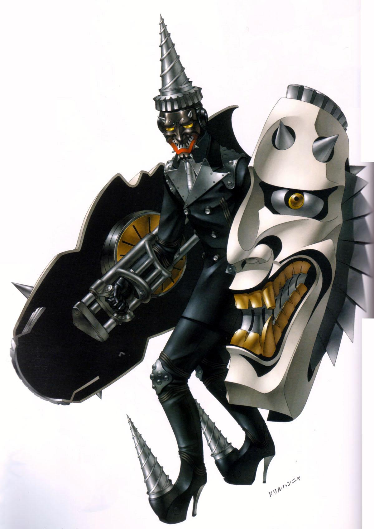 Melchizedek | Megami Tensei Wiki | Fandom powered by Wikia