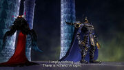 Dissidia 012 Golbez and Ultemicia