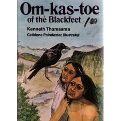 Om-kas-toe of the Blackfeet
